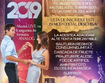Revelion 2019 - Laguna Albastra