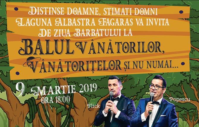 Balul Vanatorilor - 9 Martie 2019