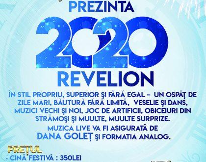 Revelion 2020 Laguna Albastra